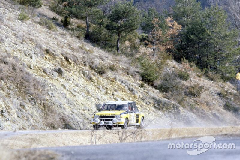 Jean Ragnotti, Jean-Marc Andrie, Renault 5 Turbo