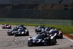#3 United Autosports, Ligier JS P3-Nissan: Mark Patterson, Matthew Bell, Wayne Boyd