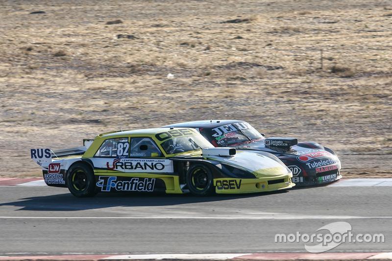 Mauricio Lambiris, Martinez Competicion Ford, Pedro Gentile, JP Carrera Chevrolet