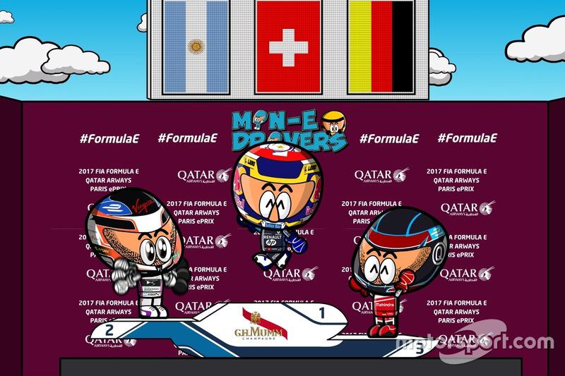 El ePrix de París 2016/2017 según 'Los MinEDrivers'