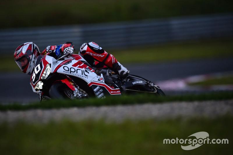 14. #50 Team April Moto Motors Events – Gregory Leblanc, Gregory Fastre - +12 Runden