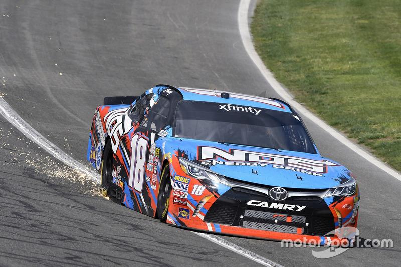 Kyle Busch, Joe Gibbs Racing, Toyota