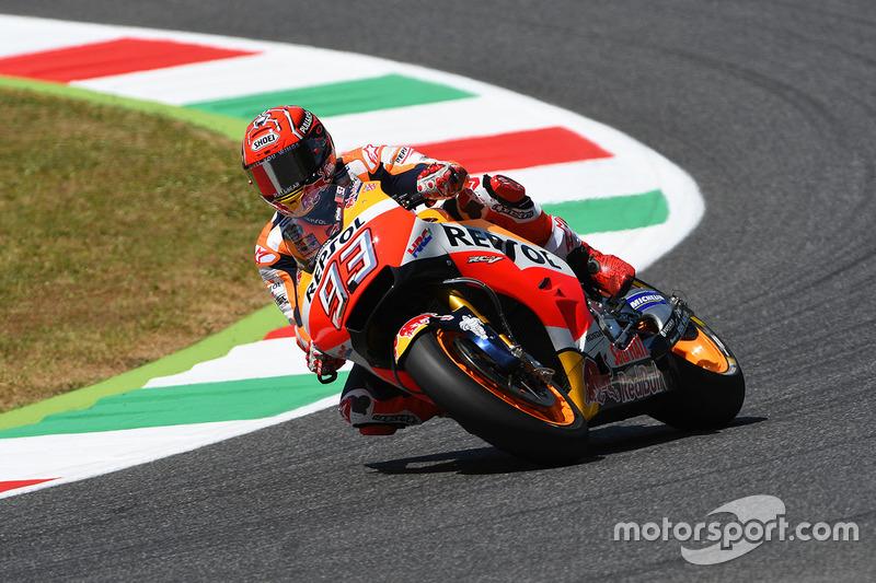 Dikalahkan Yamaha dan Ducati di Mugello