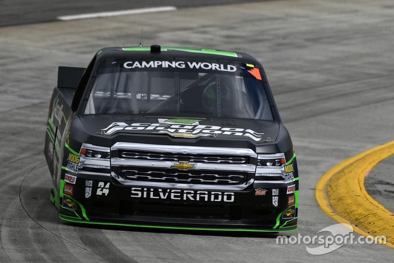 Justin Haley, Chevrolet