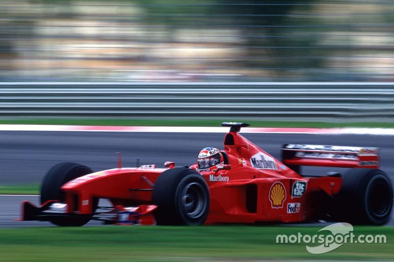1999: Ferrari F399 (шесть побед, титул в КК)