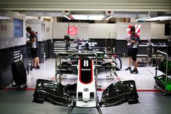Auto von Romain Grosjean, Haas F1 Team VF-17