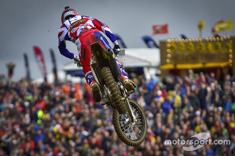 Max Anstie, Team Reino Unido