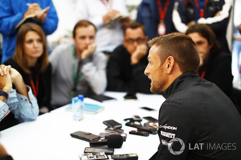 23 місце — Дженсон Баттон, McLaren — 0