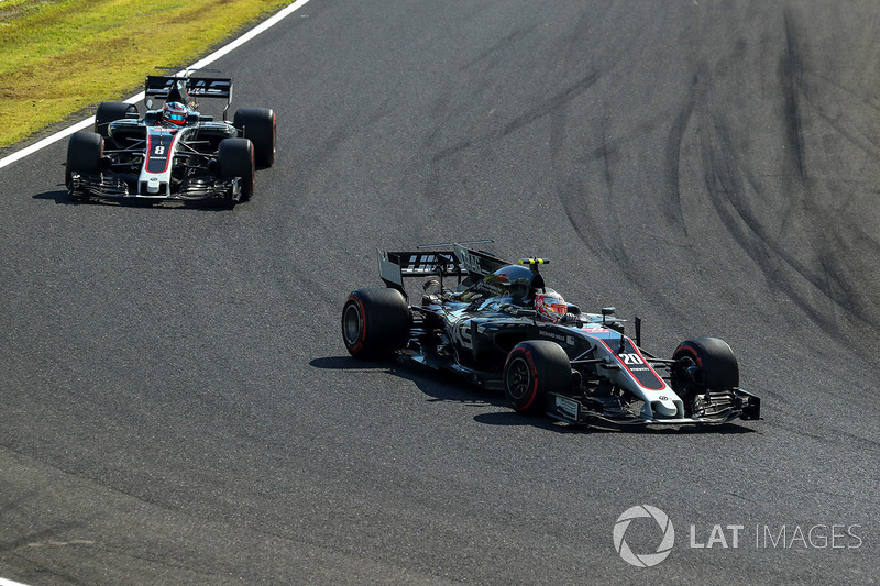 7: Haas F1 Team