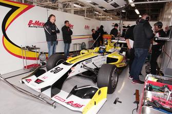 ハリソン・ニューエイ(B-Max Racing team)