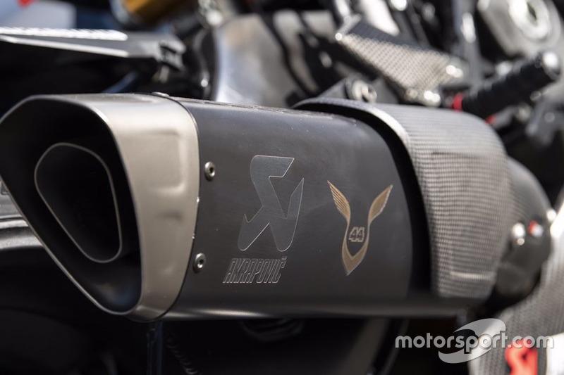 Yamaha Superbike Льюіса Хемілтона