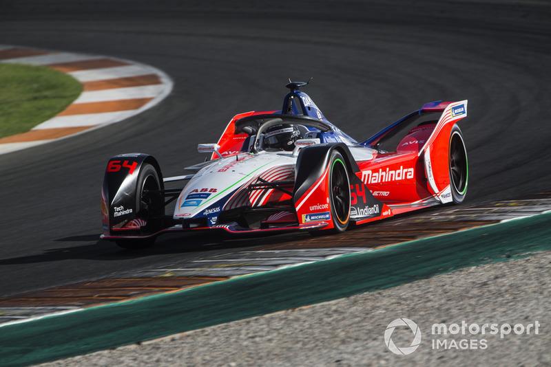 Жером Д'Амброзио, Mahindra Racing