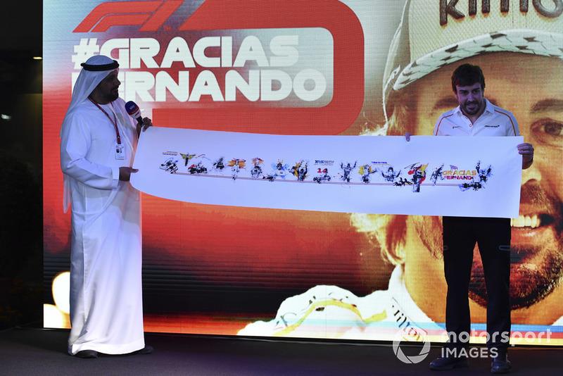 Аль-Тарек Аль-Амері, Фернандо Алонсо, McLaren