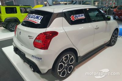 Suzuki Swiss Racing Cup, Annonce