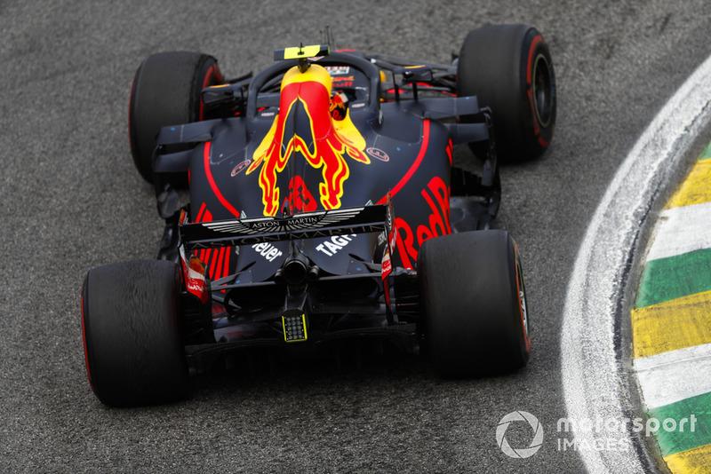Brésil - Max Verstappen