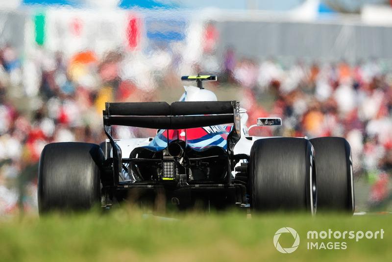 P16: Sergey Sirotkin, Williams FW41