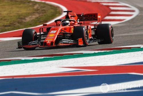 LIVE F1 - Le GP des États-Unis en direct