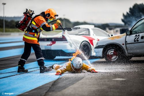Paul Ricard track safety
