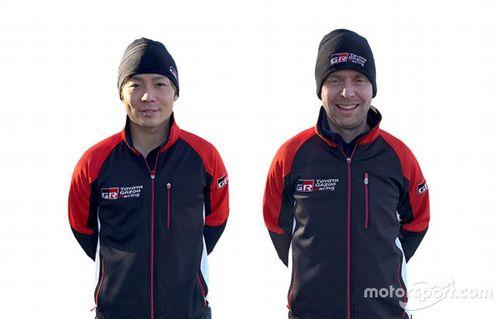 Presentación Toyota Yaris WRC