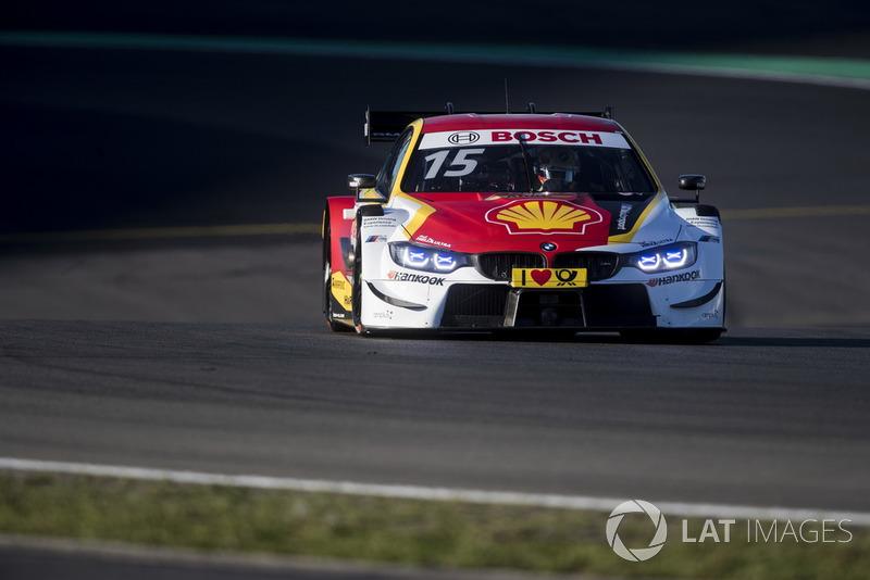 13. Augusto Farfus, BMW Team RMG, BMW M4 DTM