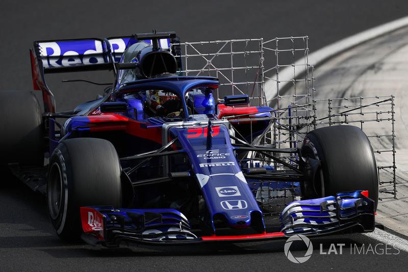 Test post GP de Hungría