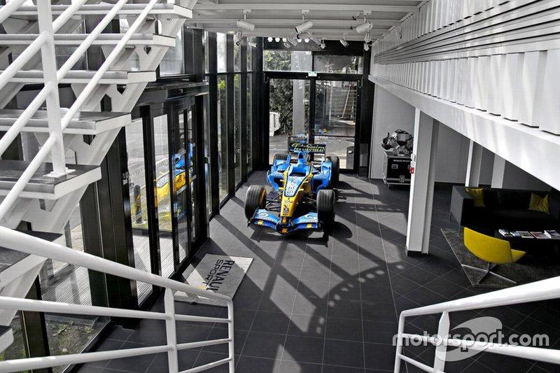 База Renault