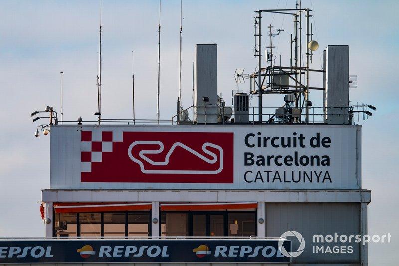 Menara Sirkuit Barcelona