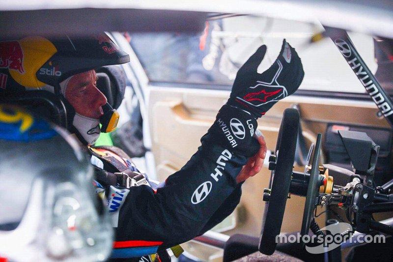 Sébastien Loeb, Hyundai Motorsport Hyundai i30 Coupe WRC