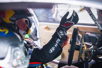 Sebastien Loeb, Hyundai Motorsport Hyundai i20 Coupe WRC