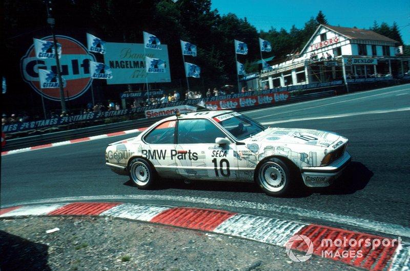 1985 24h Spa: Gerhard Berger, Roberto Ravaglia, Marc Surer
