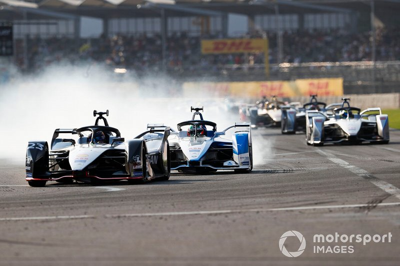 Sébastien Buemi, Nissan e.Dam, Nissan IMO1 Antonio Felix da Costa, BMW I Andretti Motorsports, BMW iFE.18