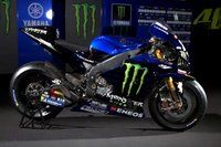 Presentación equipo Yamaha