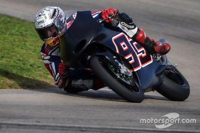 Marc Marquez test karting Vendrell
