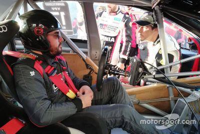 Toyota Gazoo Racing testes Argentina