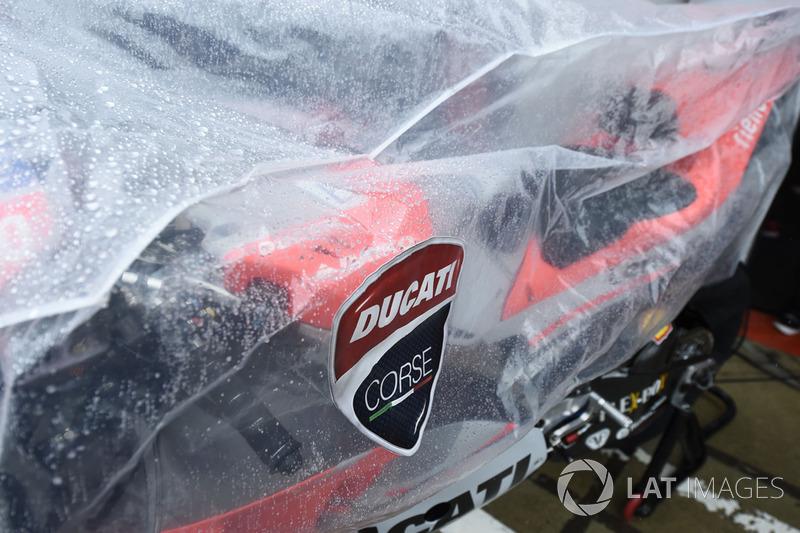 Ducati, 2018, Brit GP
