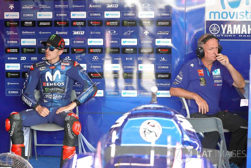 Maverick Viñales, Yamaha Factory Racing, Ramon Forcada