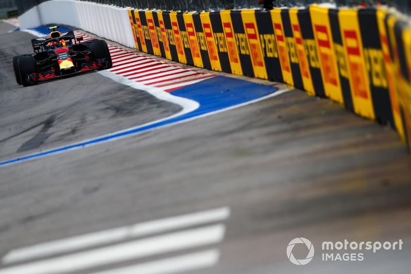 Russie - Max Verstappen