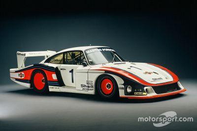 Présentation de la Porsche 935