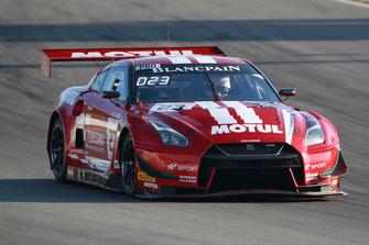 #23 GT SPORT MOTUL Team RJN Nissan GT-R Nismo GT3: Jann Mardenborough, Alex Buncombe, Matt Parry