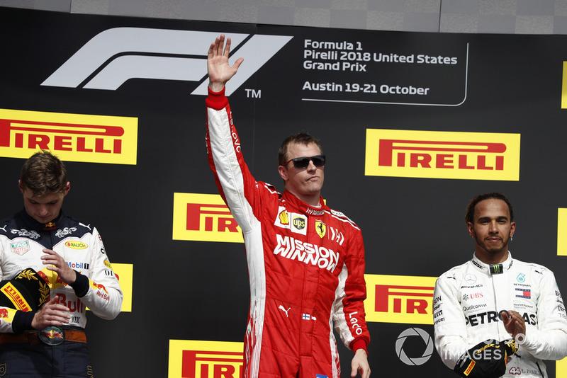 4 місце — Кімі Райкконен, Ferrari — 263