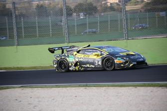 Lamborghini Huracan Super Trofeo EVO #34 Iron Lynx: Emanuele Zonzini, Lortenzo Bontempelli