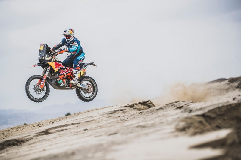 #1 Red Bull KTM Factory Racing KTM: Маттіас Валькнер