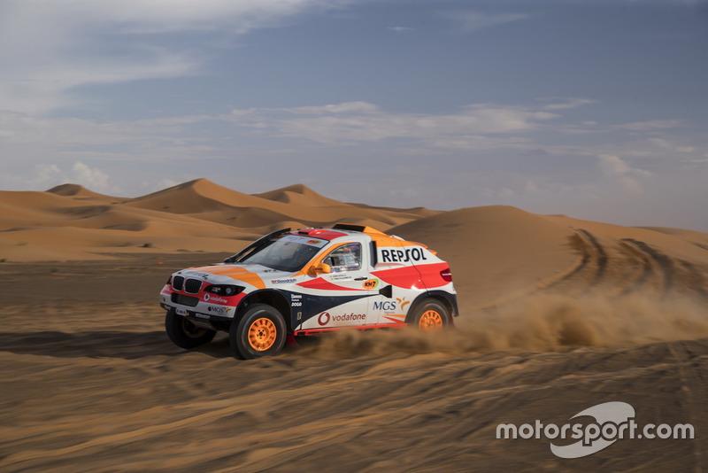 #324 Isidre Esteve y Txema Villalobos, Repsol Rally Team