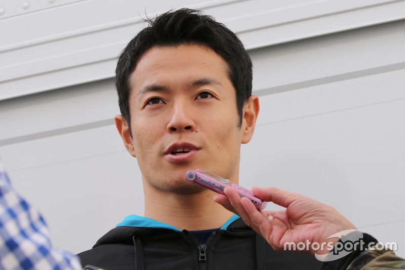 Naoki Yamamoto, #100 RAYBRIG NSX-GT