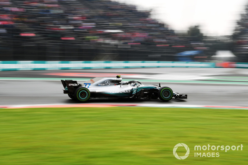 5. Valtteri Bottas, Mercedes AMG F1 W09 EQ Power+
