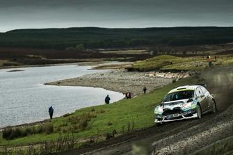 Matt Edwards, Darren Garrod, M-Sport Ford Fiesta R5