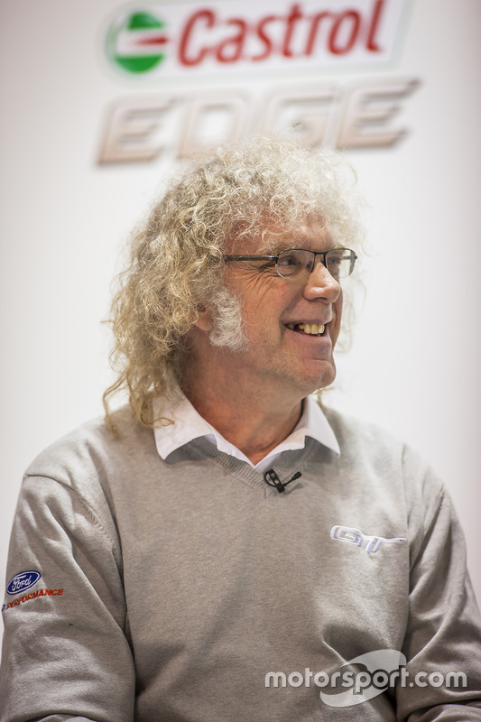 Larry Holt, Multimatic Motorsports Technisch Directeur