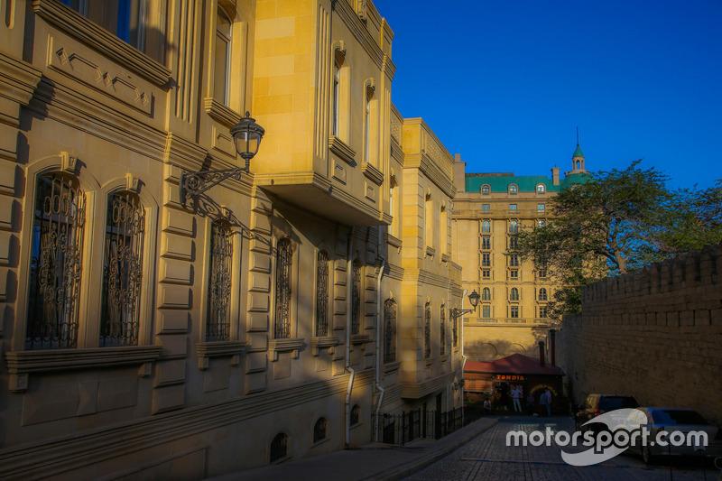 Старе місце Баку