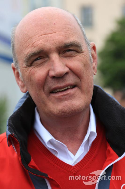 Керівник Audi Sport Доктор Волфганг Улльріх