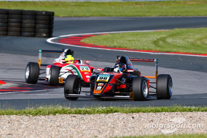 Joseph Mawson, Van Amersfoort Racing